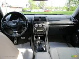 lexus is300 interior 2004 thunder cloud gray pearl lexus is 300 28196408 photo 11