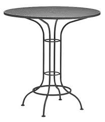 metal bar height table best contemporary metal bar table household prepare height and