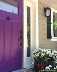 choosing a front door color utr déco blog