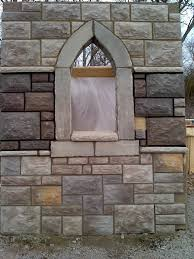 castle wall stone options
