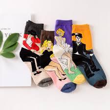 Biggie Smalls Socks Compare Prices On Marilyn Monroe Socks Women Online Shopping Buy