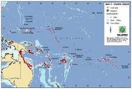 South Pacific Map East Asian Pacific Ocean Map Hawaii Usa U2022 Mappery