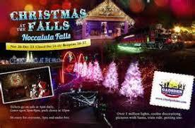 noccalula falls christmas lights 2017 christmas at the falls