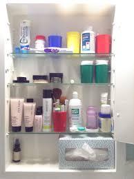 Bathroom Mirrors Cabinets Bathroom Bathroom Medicine Cabinet Organizing With Color