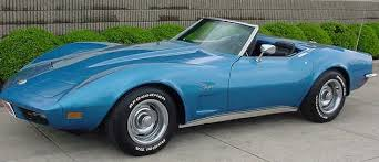 1973 corvette engine options 1973 chevrolet corvette c3 production statistics and facts