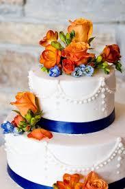 traditional tiffany blue wedding cake with a modern twist