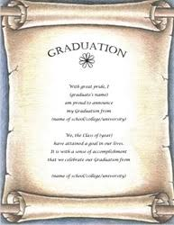 graduation announcements template graduation invitations free gangcraft net