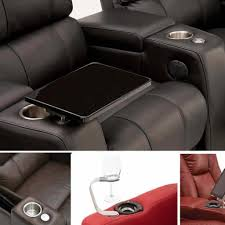 home theater console furniture home theater seating be seated leather furniture michigan