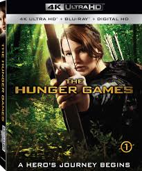 black friday hunger games the hunger games series 4k blu ray