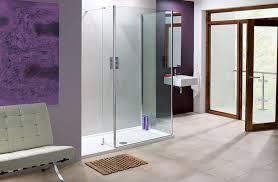 Shower In Bathroom Walk In Showers Ahm Installations