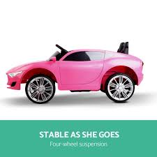 pink maserati kid ride on car maserati inspired battery electric toy children