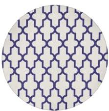 Round Traditional Rugs Round Traditionalflatweave Dhurries Customizable Hand Made Wool