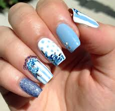 dark blue nail art choice image nail art designs