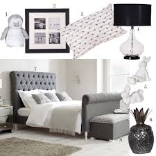Penguin Home Decor by Monochrome Décor Inspired Bedroom The English Bed Company
