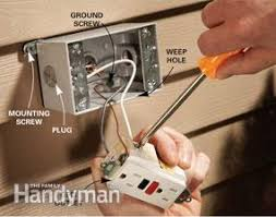 turn porch light into outlet how to add an outdoor electrical box family handyman