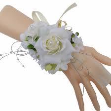 Wrist Corsage Bracelet Popular Flower Wrist Corsage Bracelet Buy Cheap Flower Wrist