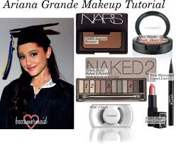 through the looking gl ariana grande makeup tutorial
