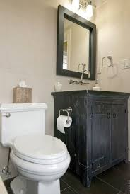 Black Slate Bathrooms Black Bathroom Vanity Design Ideas