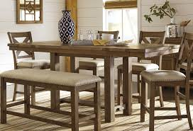 counter high dining room sets moriville counter height dining room set casual dining sets