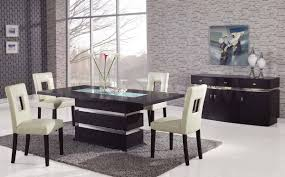 global furniture dining table 5 pc pedestal dining set with beige chairs global furniture us