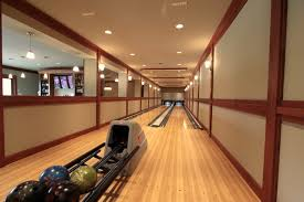 bowling alley traditional basement seattle by concept