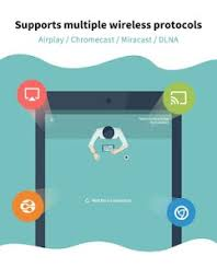 airplay mirroring apk airscreen airplay chromecast dlna android apps on play