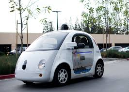 if a driverless car crashes who is liable