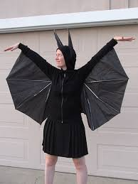 Bat Costumes Halloween Build Bat Costume Evil Mad Scientist Laboratories