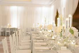 mariage et blanc 15 idées habillent le thème de mariage en blanc le mariage parfait