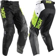 motocross gear packages thor mx pulse aktiv mens off road dirt bike motocross pants ebay