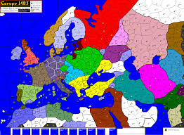 Constantinople Europe Map Free Here by 1483 Online Starting Map
