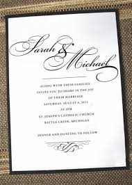 what to say on a wedding invitation awesome what should wedding invitations say iloveprojection