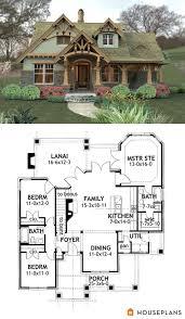 Craftman Style Home Plan Impressive House Plan Best 25 Craftsman House Plans Ideas On Pinterest