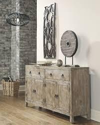 ashley t500 360 vennilux accent storage cabinet brushed bisque finish