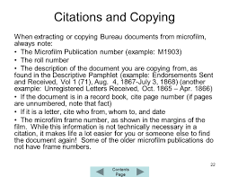 a guide through the labyrinth of bureau letters and reports ppt