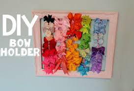 bow holder diy bow holder