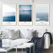 Nordic Home Online Get Cheap Famous Paintings Sea Aliexpress Com Alibaba Group