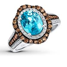 zircon rings images Le vian zircon ring 3 4 ct tw diamonds 14k vanilla gold jpg