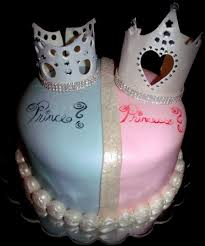 surprise gender baby shower cakes 14732