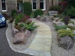 Simple Rock Garden Stunning Large Rock Landscaping Ideas 32 Backyard Rock Garden