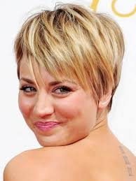 very short haircuts for round chubby faces hairstyles and haircuts