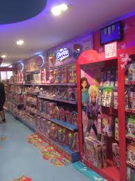 hamleys uae dubai mall toys lifestyle landscape layout