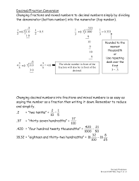 3 math 550 decimals worksheets 2