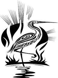 tribal otter tattoos tattoo design
