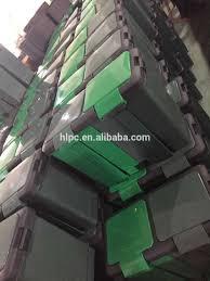 green top household sorted rubbish bin plastic foot pedal garbage