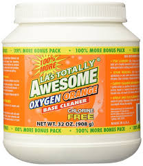 la s totally awesome all purpose cleaner la s totally awesome oxygen orange base cleaner 32 oz