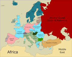 Map Of Europe Pre Ww1 by Map Of Europe 1938 Maps Of Europe