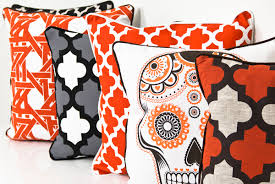 modern halloween decor modshop style blog