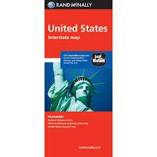 Maps United States Rand Mcnally Folded Map United States