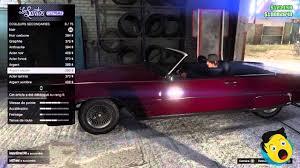 bentley buccaneer gta5 online voiture décapotable petit budget pimp my ride 3